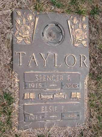 TAYLOR, ELSIE L. - Cuming County, Nebraska   ELSIE L. TAYLOR - Nebraska Gravestone Photos