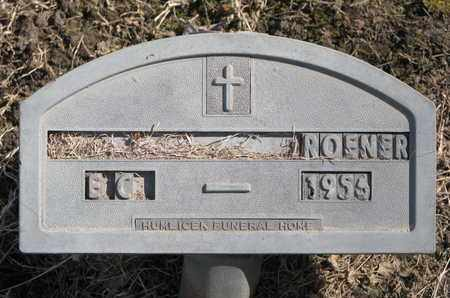 THROENER, UNKNOWN - Cuming County, Nebraska | UNKNOWN THROENER - Nebraska Gravestone Photos