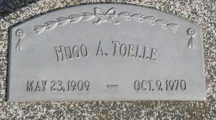 TOELLE, HUGO A. - Cuming County, Nebraska | HUGO A. TOELLE - Nebraska Gravestone Photos