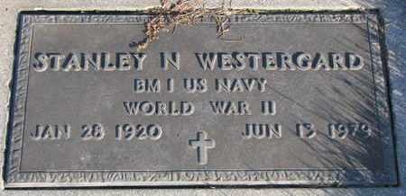 WESTERGARD, STANLEY N. - Cuming County, Nebraska   STANLEY N. WESTERGARD - Nebraska Gravestone Photos