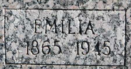 WOLDT, EMILIA (CLOSEUP) - Cuming County, Nebraska | EMILIA (CLOSEUP) WOLDT - Nebraska Gravestone Photos