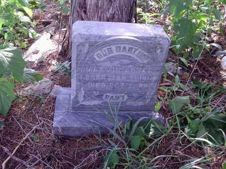 HOVER, MARVIN - Custer County, Nebraska   MARVIN HOVER - Nebraska Gravestone Photos