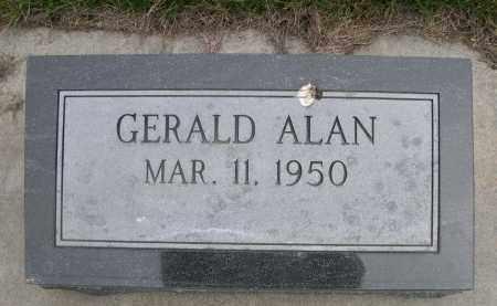 SAFRANEK, GERALD ALAN - Custer County, Nebraska | GERALD ALAN SAFRANEK - Nebraska Gravestone Photos