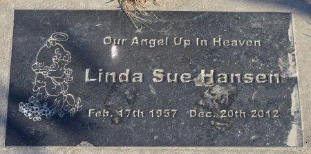 HANSEN, LINDA SUE - Dakota County, Nebraska | LINDA SUE HANSEN - Nebraska Gravestone Photos