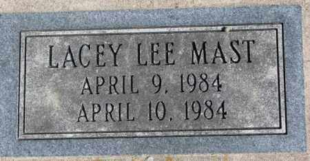 MAST, LACEY LEE - Dakota County, Nebraska   LACEY LEE MAST - Nebraska Gravestone Photos
