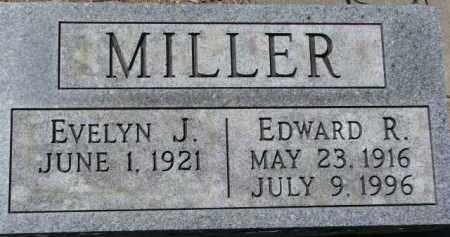 MILLER, EVELYN JUNE - Dakota County, Nebraska   EVELYN JUNE MILLER - Nebraska Gravestone Photos