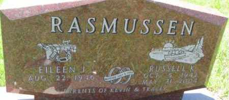 RASMUSSEN, RUSSELL K. - Dakota County, Nebraska   RUSSELL K. RASMUSSEN - Nebraska Gravestone Photos