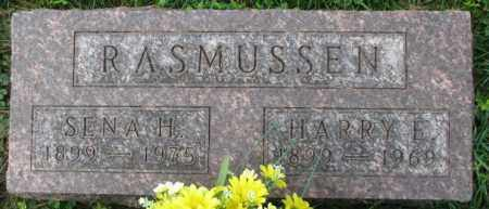 RASMUSSEN, HARRY E. - Dakota County, Nebraska   HARRY E. RASMUSSEN - Nebraska Gravestone Photos