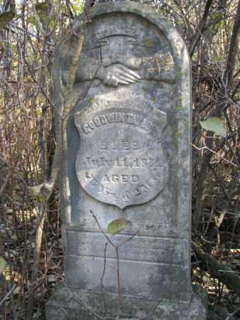 TAYLOR, GOODWIN - Dakota County, Nebraska | GOODWIN TAYLOR - Nebraska Gravestone Photos