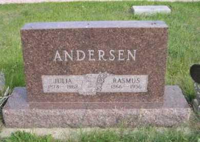 ANDERSEN, RASMUS - Dawes County, Nebraska | RASMUS ANDERSEN - Nebraska Gravestone Photos