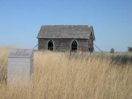 ANTELOPE SPRINGS CEMETERY, VIEW OF - Dawes County, Nebraska | VIEW OF ANTELOPE SPRINGS CEMETERY - Nebraska Gravestone Photos