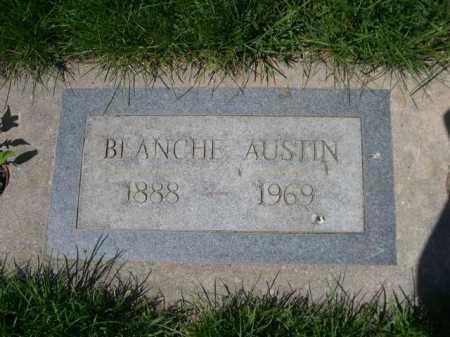 AUSTIN, BLANCHE - Dawes County, Nebraska | BLANCHE AUSTIN - Nebraska Gravestone Photos