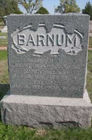 BARNUM, IDA M. - Dawes County, Nebraska | IDA M. BARNUM - Nebraska Gravestone Photos