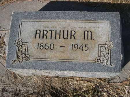 BARTLETT, ARTHUR M. - Dawes County, Nebraska | ARTHUR M. BARTLETT - Nebraska Gravestone Photos