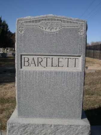 BARTLETT, FAMILY - Dawes County, Nebraska   FAMILY BARTLETT - Nebraska Gravestone Photos