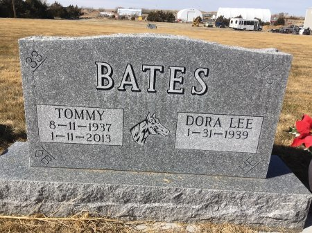 BATES, DORA LEE - Dawes County, Nebraska | DORA LEE BATES - Nebraska Gravestone Photos