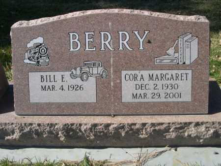 BERRY, CORA MARGARET - Dawes County, Nebraska | CORA MARGARET BERRY - Nebraska Gravestone Photos