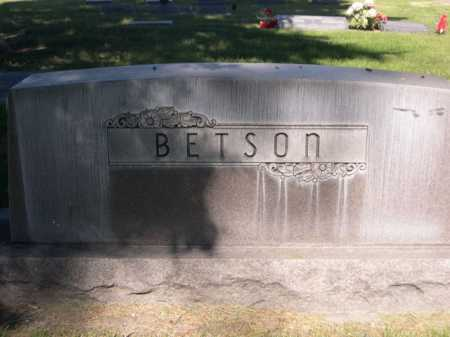 BETSON, FAMILY - Dawes County, Nebraska | FAMILY BETSON - Nebraska Gravestone Photos
