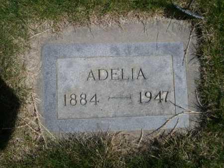 BISPING, ADELIA - Dawes County, Nebraska   ADELIA BISPING - Nebraska Gravestone Photos