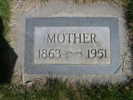 BISPING, MOTHER - Dawes County, Nebraska | MOTHER BISPING - Nebraska Gravestone Photos