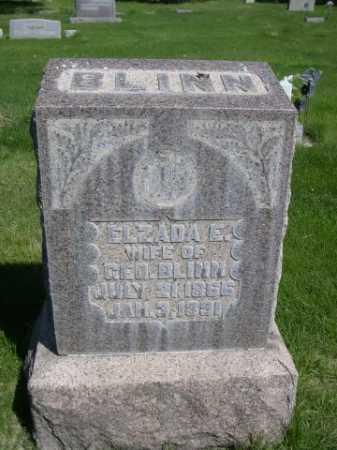 BLINN, ELZADA E. - Dawes County, Nebraska | ELZADA E. BLINN - Nebraska Gravestone Photos