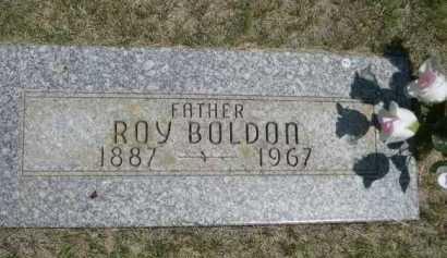 BOLDON, ROY - Dawes County, Nebraska   ROY BOLDON - Nebraska Gravestone Photos