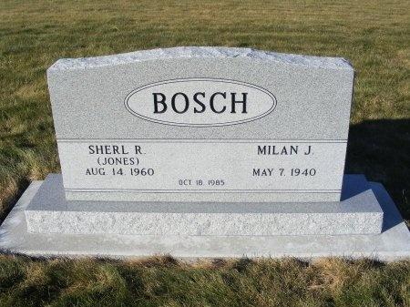 BOSCH, MILAN J. - Dawes County, Nebraska | MILAN J. BOSCH - Nebraska Gravestone Photos