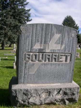 BOURRET, FAMILY - Dawes County, Nebraska   FAMILY BOURRET - Nebraska Gravestone Photos
