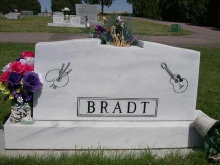 BRADT, KATHRYN - Dawes County, Nebraska | KATHRYN BRADT - Nebraska Gravestone Photos