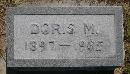 BRANDENBURG, DORIS M. - Dawes County, Nebraska | DORIS M. BRANDENBURG - Nebraska Gravestone Photos