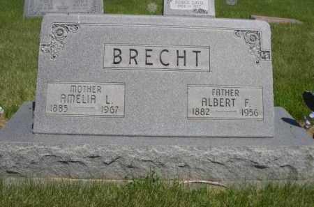 BRECHT, AMELIA L. - Dawes County, Nebraska | AMELIA L. BRECHT - Nebraska Gravestone Photos