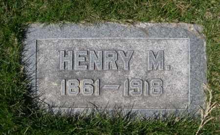 BRINDLEY, HENRY M. - Dawes County, Nebraska | HENRY M. BRINDLEY - Nebraska Gravestone Photos