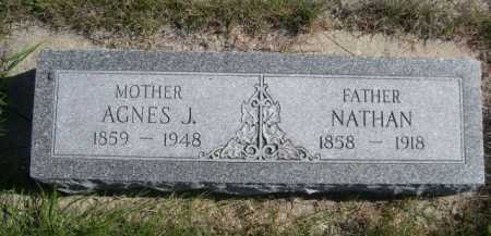 BROADHURST, NATHAN - Dawes County, Nebraska | NATHAN BROADHURST - Nebraska Gravestone Photos