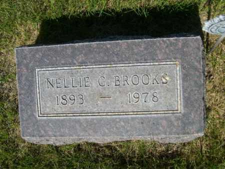 BROOKS, NELLIE C. - Dawes County, Nebraska | NELLIE C. BROOKS - Nebraska Gravestone Photos