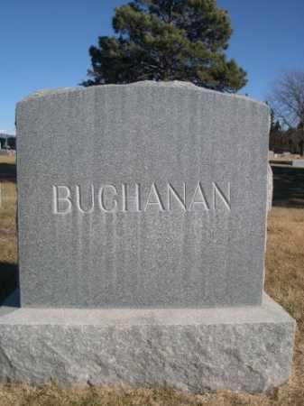 BUCHANAN, FAMILY - Dawes County, Nebraska   FAMILY BUCHANAN - Nebraska Gravestone Photos