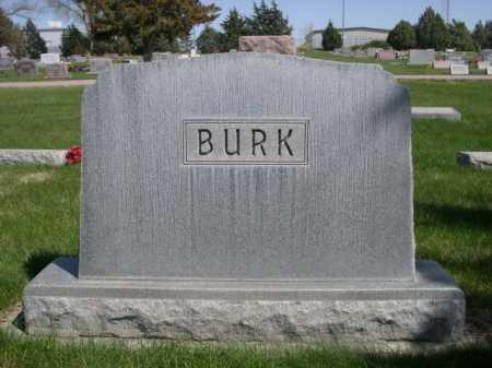 BURK, FAMILY - Dawes County, Nebraska   FAMILY BURK - Nebraska Gravestone Photos