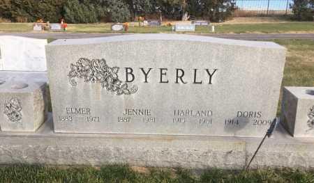 BYERLY, DORIS - Dawes County, Nebraska   DORIS BYERLY - Nebraska Gravestone Photos