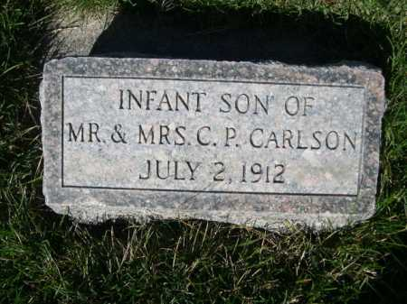 CARLSON, INFANT SON OF MR. & MRS. C.P. - Dawes County, Nebraska | INFANT SON OF MR. & MRS. C.P. CARLSON - Nebraska Gravestone Photos
