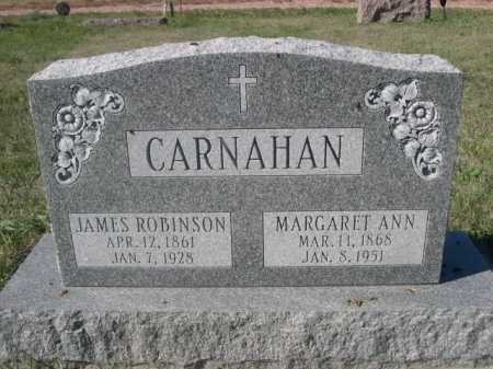 CARNAHAN, JAMES ROBINSON - Dawes County, Nebraska | JAMES ROBINSON CARNAHAN - Nebraska Gravestone Photos