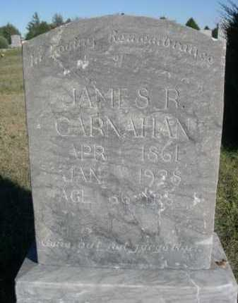 CARNAHAN, JAMES R. - Dawes County, Nebraska | JAMES R. CARNAHAN - Nebraska Gravestone Photos