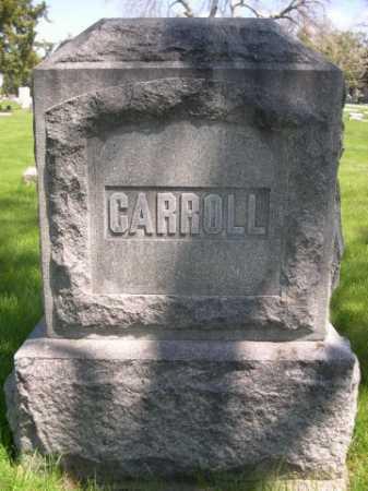 CARROLL, FAMILY - Dawes County, Nebraska   FAMILY CARROLL - Nebraska Gravestone Photos