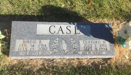 CASE, BIRDIE B. - Dawes County, Nebraska | BIRDIE B. CASE - Nebraska Gravestone Photos