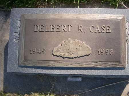 CASE, DELBERT R. - Dawes County, Nebraska   DELBERT R. CASE - Nebraska Gravestone Photos