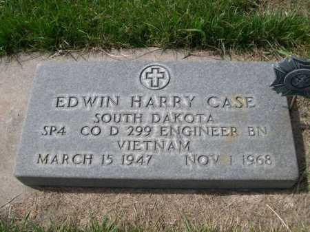 CASE, EDWIN HARRY - Dawes County, Nebraska | EDWIN HARRY CASE - Nebraska Gravestone Photos
