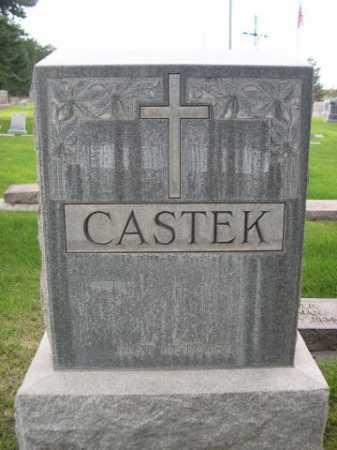CASTEK, FAMILY - Dawes County, Nebraska | FAMILY CASTEK - Nebraska Gravestone Photos