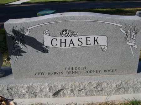 CHASEK, BETTY M. - Dawes County, Nebraska   BETTY M. CHASEK - Nebraska Gravestone Photos