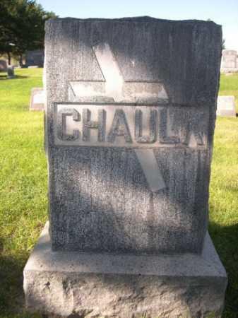 CHAULK, FAMILY - Dawes County, Nebraska   FAMILY CHAULK - Nebraska Gravestone Photos