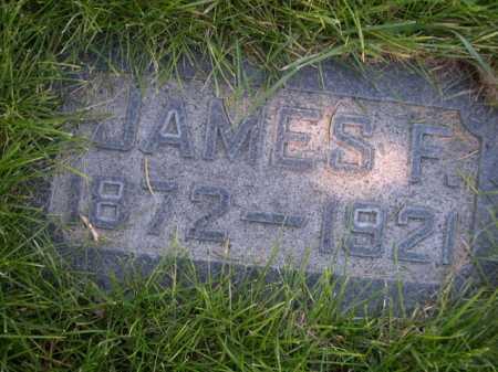 CHAULK, JAMES F. - Dawes County, Nebraska | JAMES F. CHAULK - Nebraska Gravestone Photos