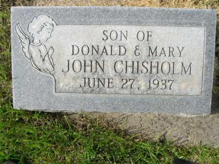 CHISHOLM, JOHN - Dawes County, Nebraska | JOHN CHISHOLM - Nebraska Gravestone Photos