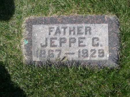 CHRISTENSEN, JEPPE C. - Dawes County, Nebraska | JEPPE C. CHRISTENSEN - Nebraska Gravestone Photos